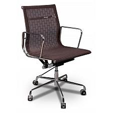 Кресло компьютерное CH-996-low темно-коричневое