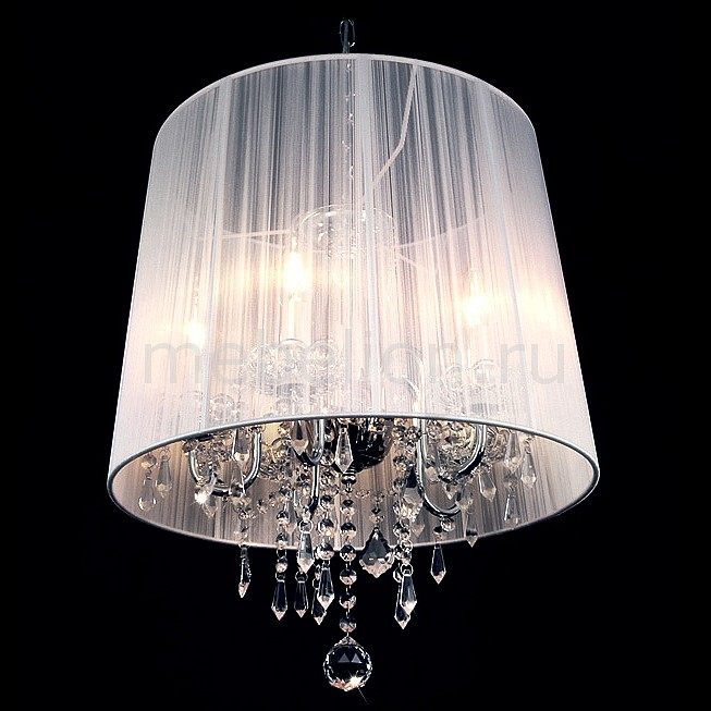 Купить Подвесной светильник 2045/5 хром/белый, Eurosvet, Китай