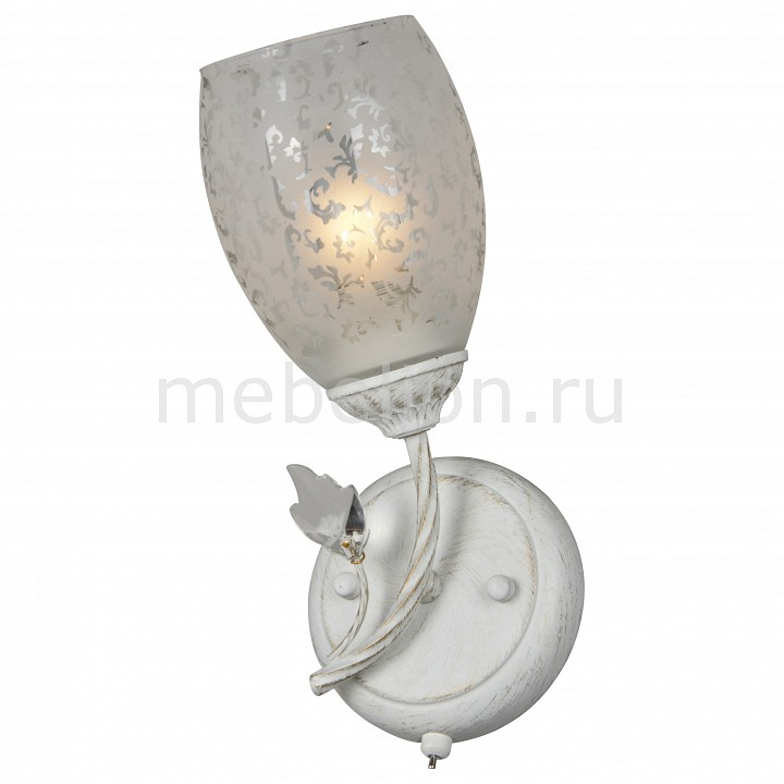 Бра IDLamp 874/1A-Whitepatina 874