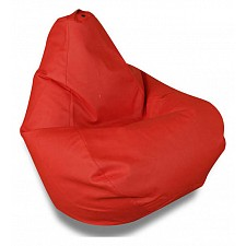 Кресло-мешок Красная кожа II