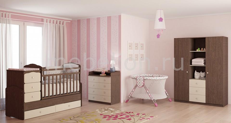 Гарнитур для детской Фея  диван кровать рондо