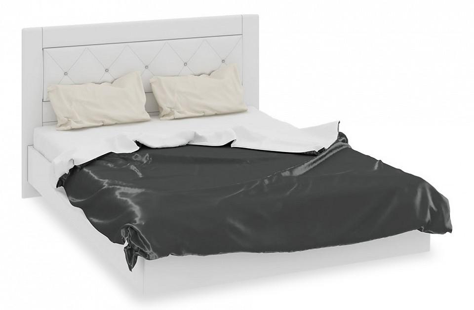 Кровать полутораспальная Амели СМ-193.02.001-М