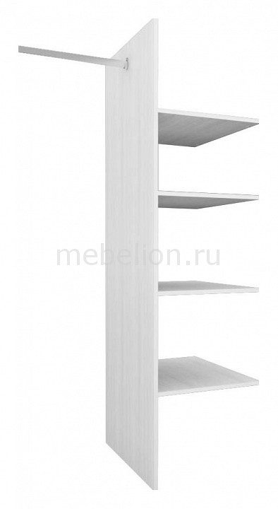 Панель с полками для шкафа Olivia 2DG