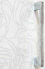 Шкаф для белья Амели СМ-193.07.002 L белый глянец