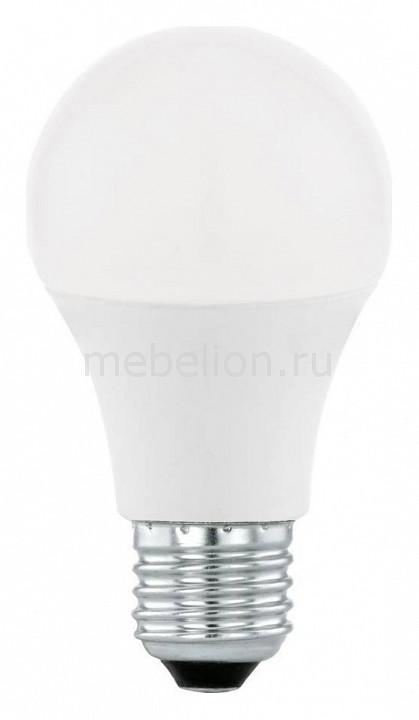 Лампа светодиодная диммируемая Eglo A60 E27 220В 10Вт 4000K 11562