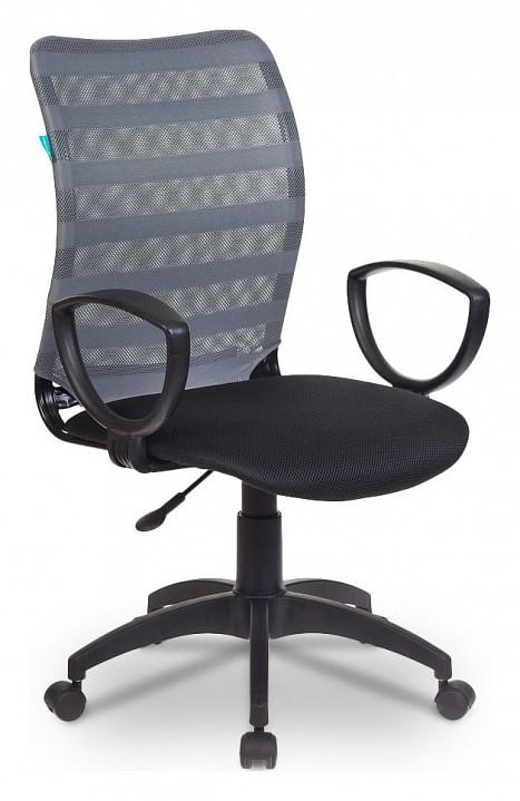 Кресло компьютерное Бюрократ Бюрократ CH-599AXSN/32G/TW-11 кресло для офиса бюрократ ch 599axsn tw 11 black