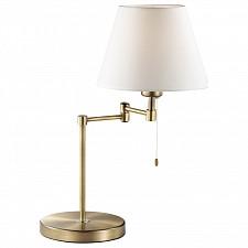 Настольная лампа декоративная Gemena 2481/1T