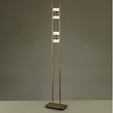 Торшер Mantra 1438 Zen Antique Brass