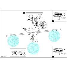 Светильник на штанге Eglo 92653 Prodo