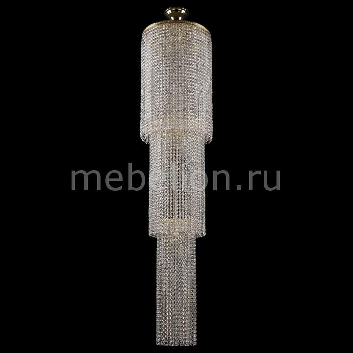 Люстра на штанге Bohemia Ivele Crystal 2131/40-170/G 2131