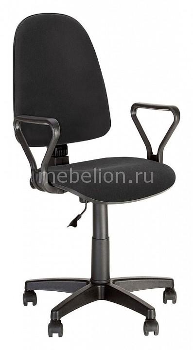 Кресло компьютерное PRESTIGE GTP RU C-11  схема вязаного пуфика