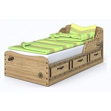 Кровать Сканд-Мебель Корсар-3