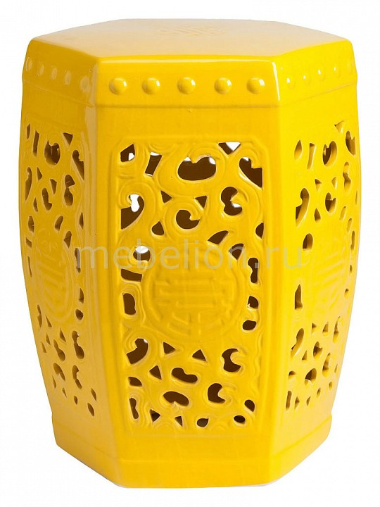 Подставка DG-Home Design Stool Yellow DG-F-TAB54 банкетка dg home x leg stool dg f tab76
