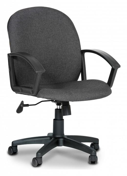 Кресло компьютерное Chairman 681 серый/черный  пеленальный комод скв 70005