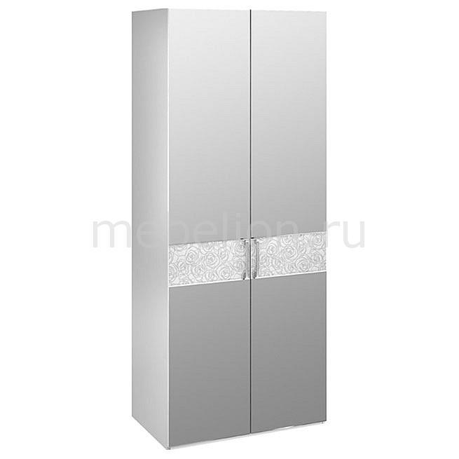 Шкаф платяной ТриЯ Амели СМ-193.07.005 белый глянец спальня амели 3