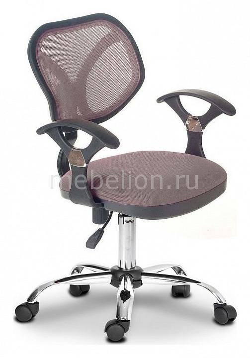 Кресло компьютерное Chairman 380 серый/хром, черный  купить стеклянный журнальный столик в минске