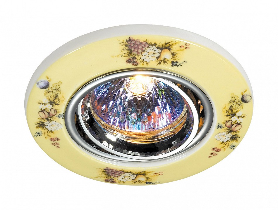 Встраиваемый светильник Novotech 369551 Ceramic