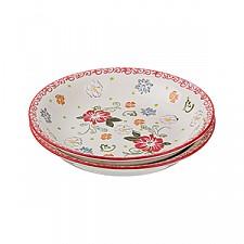 Набор из 2 тарелок плоских 536-080