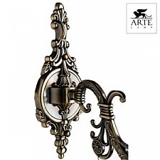 Бра Arte Lamp A5335AP-1BA Dubai