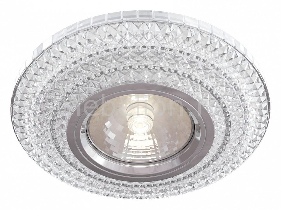 Встраиваемый светильник Maytoni Metal DL295-5-3W-WC все цены