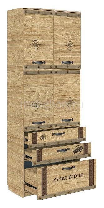 Шкаф для белья Корсар-2