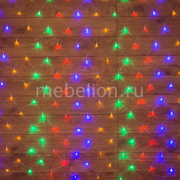 Сеть световая Neon-Night (1.8x1.5 м) Home 215-139 tiffany mediterranean style peacock natural shell ceiling lights lustres night light led lamp floor bar home lighting