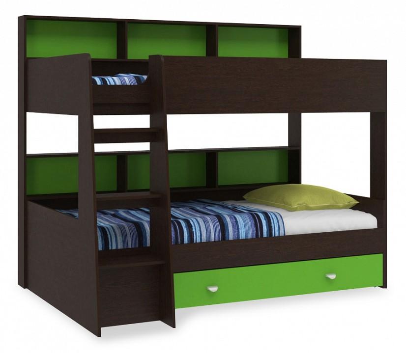 Кровать двухъярусная Golden Kids 1