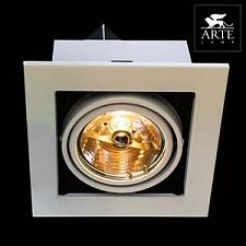 Встраиваемый светильник Arte Lamp A5930PL-1WH Technika 2