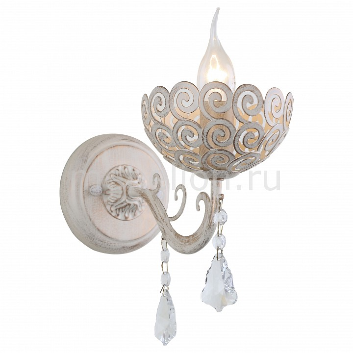 Бра Arte Lamp A4554AP-1WG Fleece