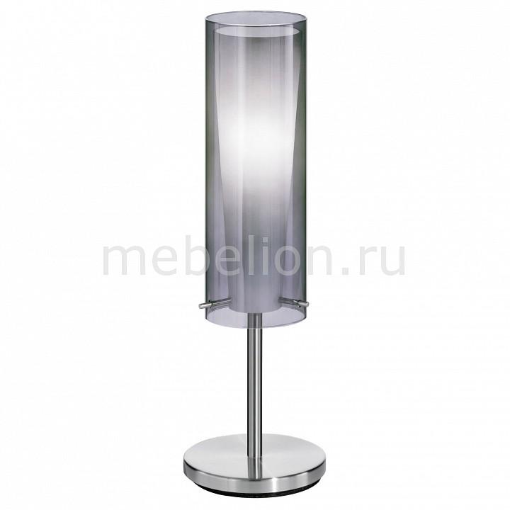 Настольная лампа декоративная Eglo Pinto Nero 90308 настольная лампа eglo pinto nero 90308