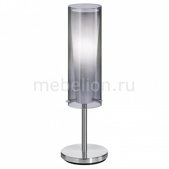Настольная лампа декоративная Eglo Pinto Nero 90308 eglo настольная лампа eglo pinto nero 90308