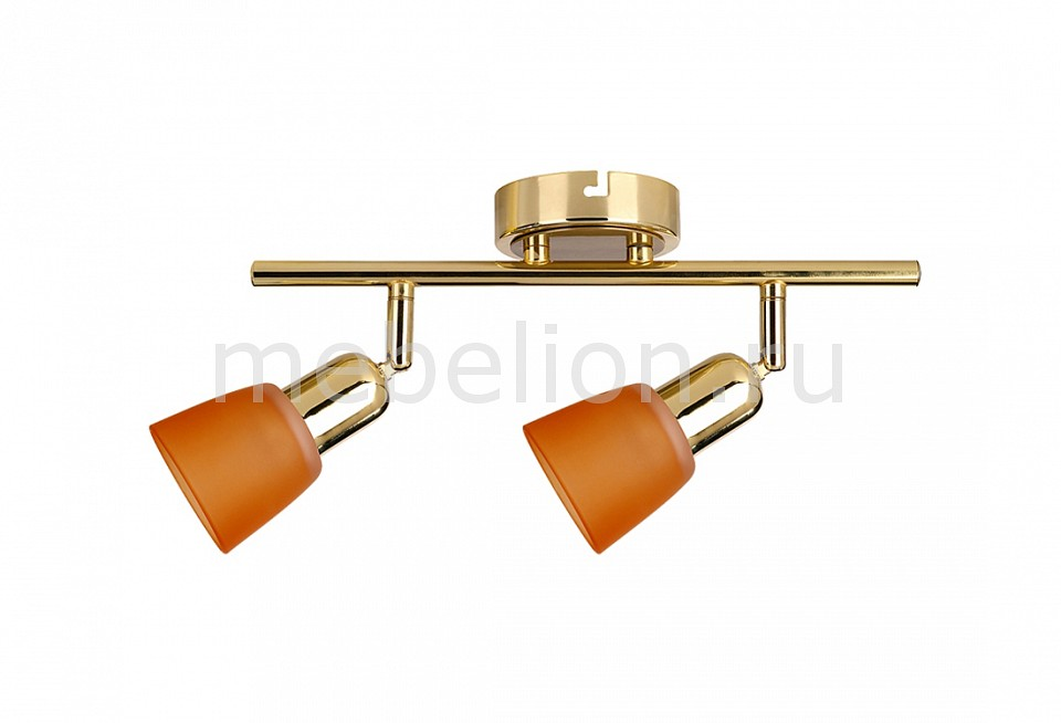 Спот Luce Solara 5046_2PA_Gold_orange 5046