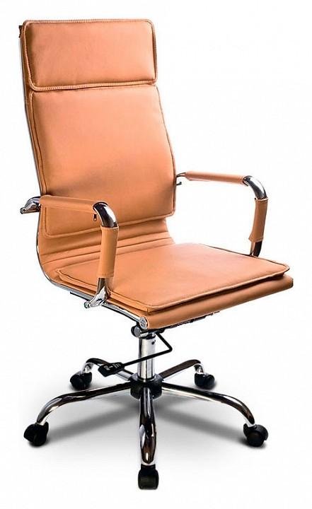 Кресло компьютерное CH-993 светло-коричневое