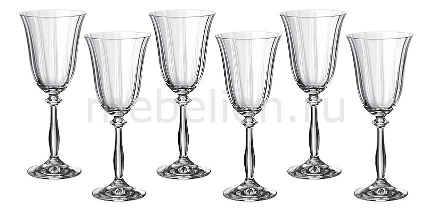 Набор для вина АРТИ-М из 6 шт. Анжела оптик 674-189