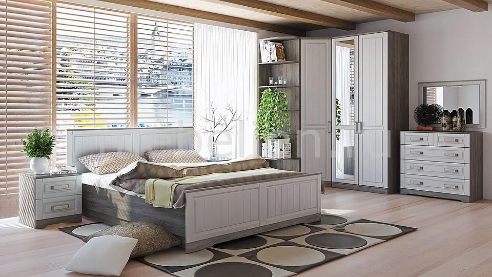 Гарнитур для спальни Прованс  белая прикроватная тумбочка для спальни