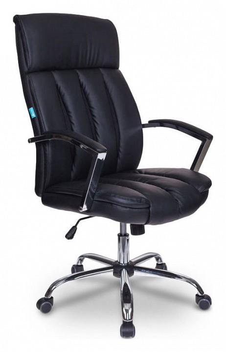 Кресло для руководителя Бюрократ T-8000SL/BL+BLACK бюрократ t 8000sl черный