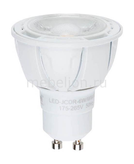 Купить Лампа светодиодная GU10 220В 6Вт 4500K LEDJCDR6WNWGU10FR38DALP01, Uniel, Китай