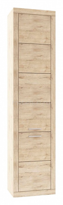 Шкаф для белья Oskar 2D
