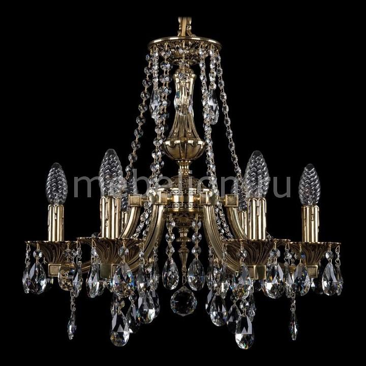 Подвесная люстра Bohemia Ivele Crystal 1771/6/150/A/GB 1771