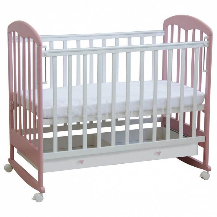 Кроватка Фея 325  тумбочки под плазму