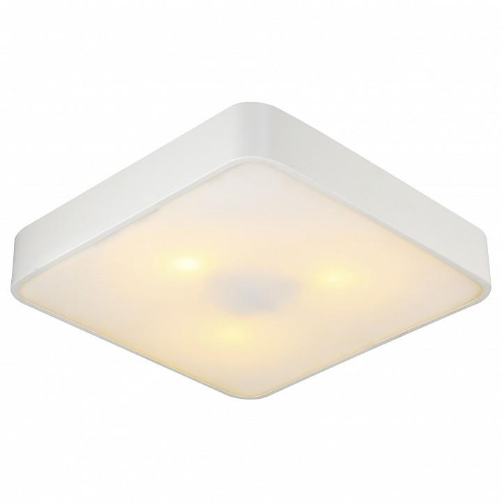Накладной светильник Arte Lamp Cosmopolitan A7210PL-3WH накладной светильник arte lamp falcon a5633pl 3wh
