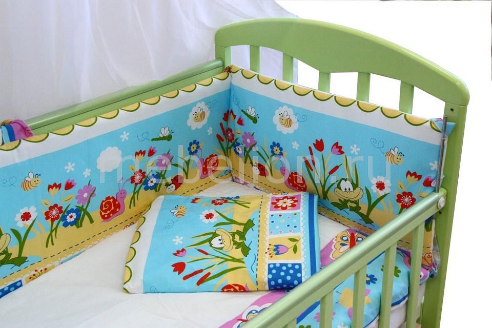 Комплект с одеялом детский Фея Улыбка комплект galtex медвежата 147x112 150x100 40x60 бязь mix 1477446