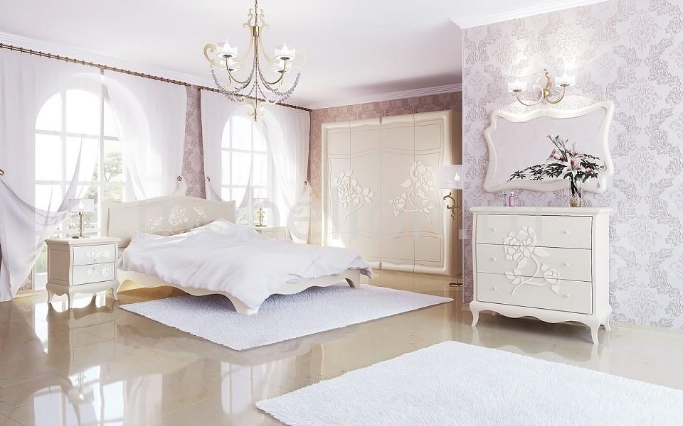 Гарнитур для спальни Мебель-Неман Астория 2013