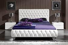 Кровать двуспальная Adriana 1.6 белый