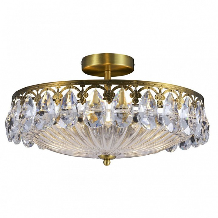 Светильник на штанге Crystal Lux CANARIA PL430 потолочный светильник crystal lux canaria pl430