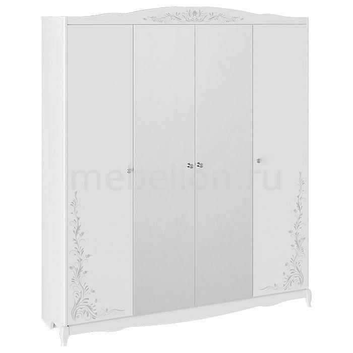 Шкаф платяной Мебель Трия Аврора ТД-268.07.44 настенное зеркало трия тд 235 06 02
