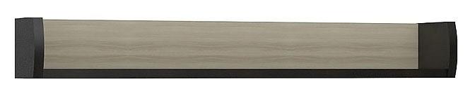 Полка навесная Столлайн Ксено СТЛ.078.06 дуб феррара/ясень глянец журнальный столик в стиле модерн столлайн ксено стл 078 09 корпус дуб феррара фасад ясень глянец
