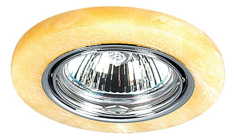 Встраиваемый светильник Novotech Stone 369280