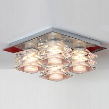 Накладной светильник Lussole LSX-2507-04 Crevari