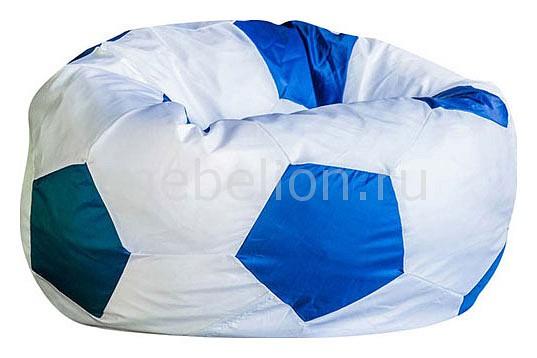 Кресло-мешок Dreambag Бело-голубой dreambag кресло мешок бело красный